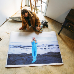 Painted Photographs Large scale